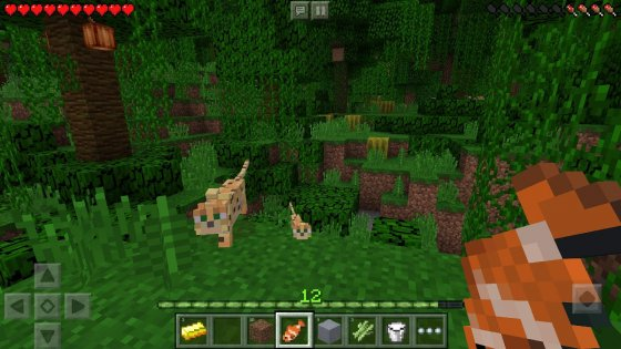 Minecraft - Pocket Edition 0.2.0.7. Скриншот 07