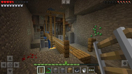 Minecraft - Pocket Edition 0.2.0.7. Скриншот 02