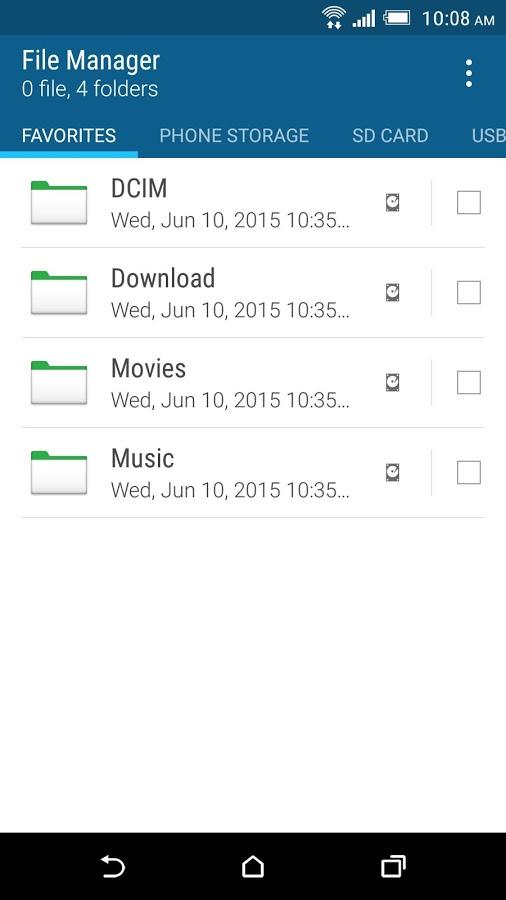 Скачать диспетчер файлов на андроид 4 4