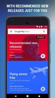 Google Play Музыка 8.6.6626-1.Z. Скриншот 3