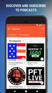 Google Play Музыка 8.6.6626-1.Z. Скриншот 6