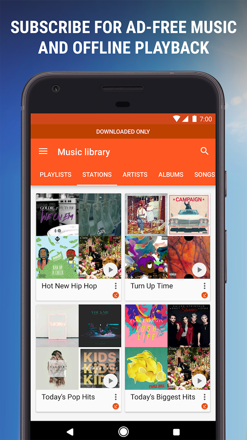 Красивые мелодии для андроида скачать бесплатно