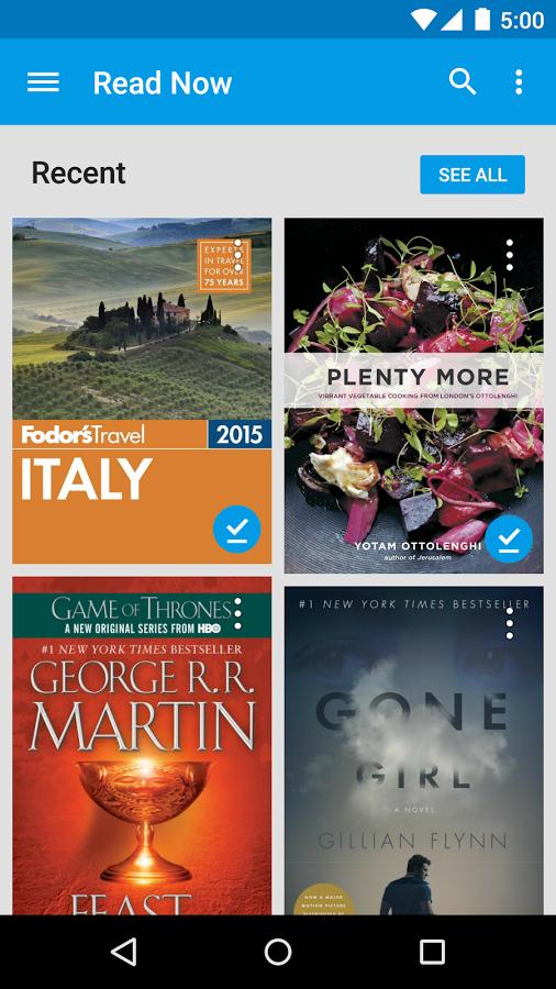 Скачать гугл плей книги на андроид
