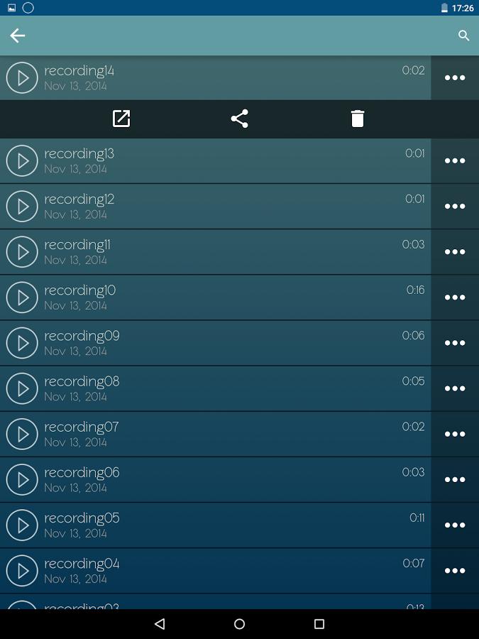 Хорошее приложение для записи разговоров на андроид
