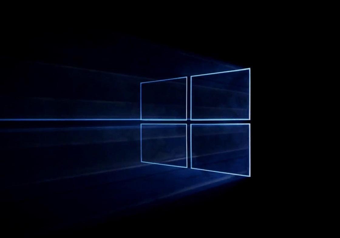 Windows 10 Schwarzer Hintergrund