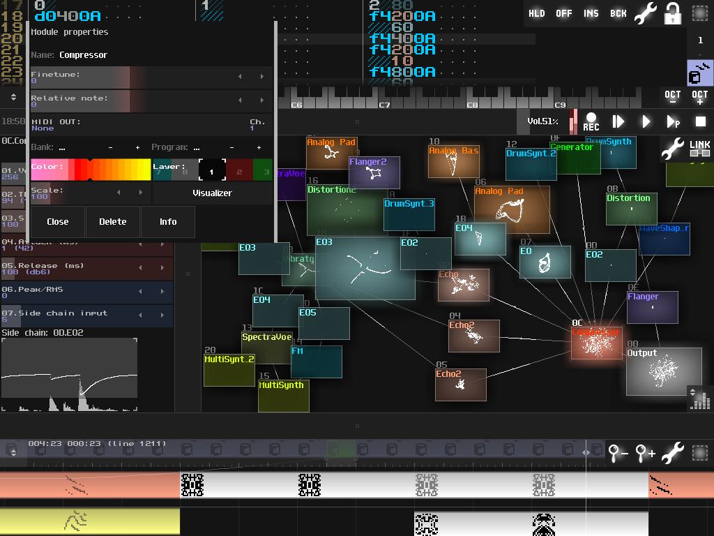 Программа для создания музыки sunvox скачать