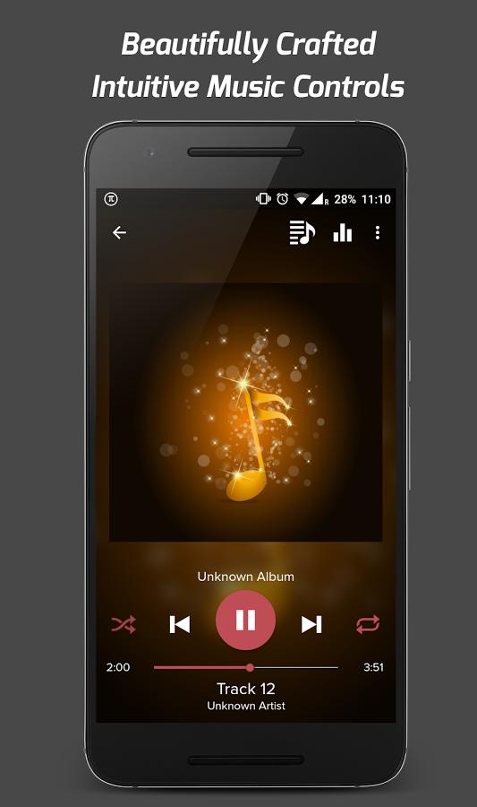 Проигрыватель на андроид аудио скачать.