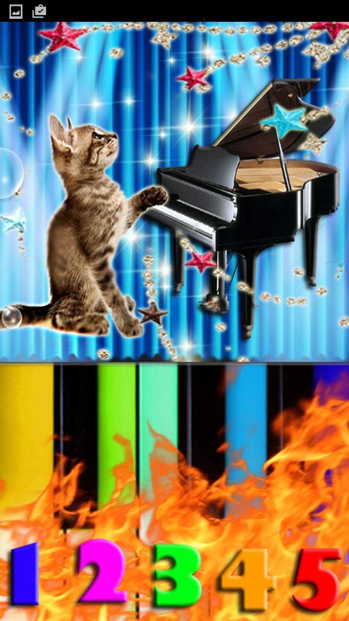 Скачать на андроид звуки кошек