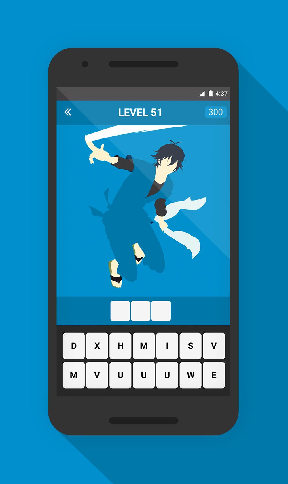 Скачать угадай аниме героя на андроид