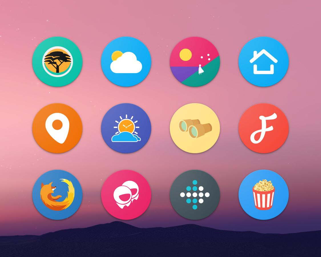 Скачать Pixel Icon Pack 3 3 4 для Android
