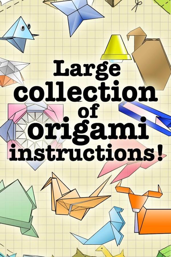 Приложение для андроид оригами скачать