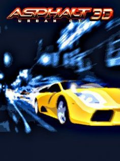 Asphalt: urban GT 3D. Скриншот 1