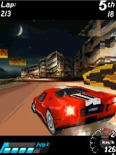 Asphalt: urban GT 3D. Скриншот 4
