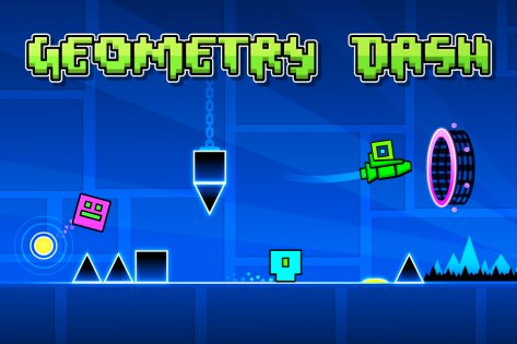 Geometry Dash Lite 2.11. Скриншот 2