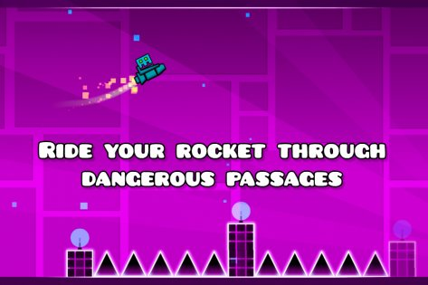 Geometry Dash Lite 2.11. Скриншот 3
