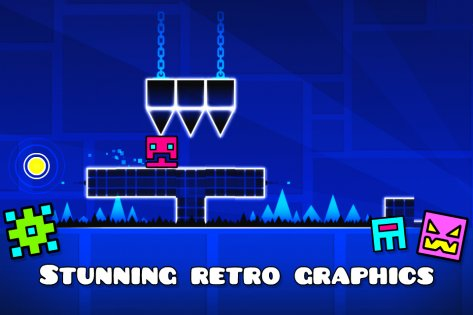 Geometry Dash Lite 2.11. Скриншот 4