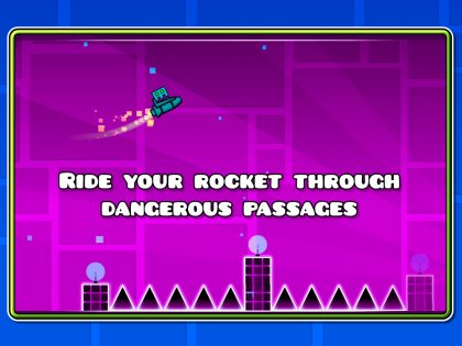 Geometry Dash Lite 2.11. Скриншот 7