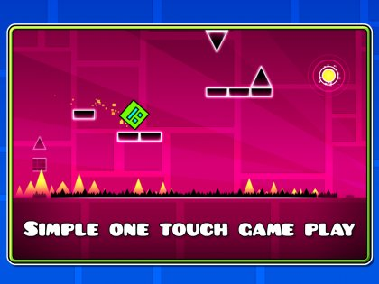 Geometry Dash Lite 2.11. Скриншот 9