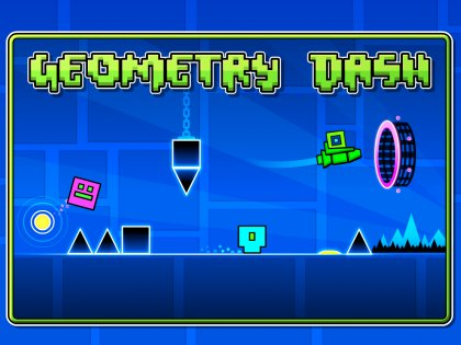Geometry Dash Lite 2.11. Скриншот 10