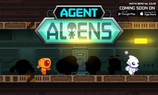 Agent Aliens 1.0.44. Скриншот 2