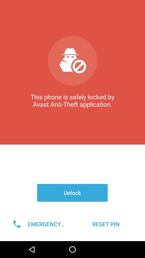 avast anti theft stealth mode
