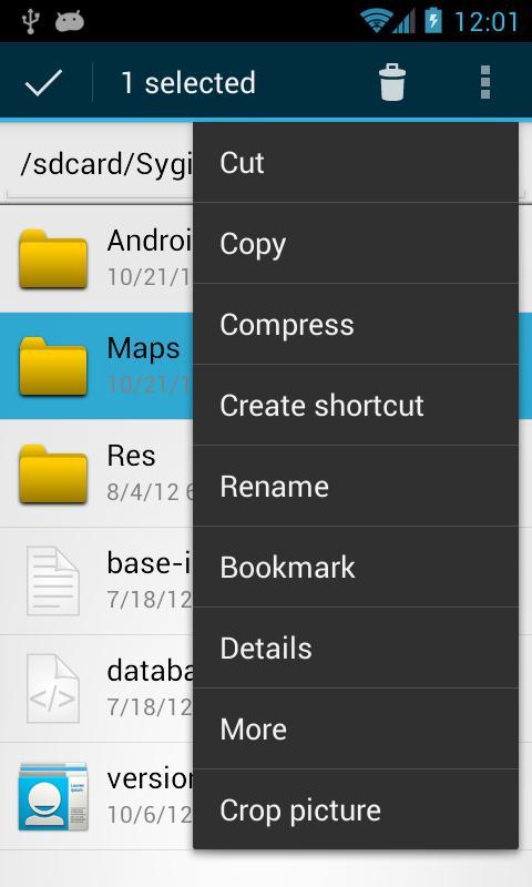 Скачать файл менеджер для андроид 2 2