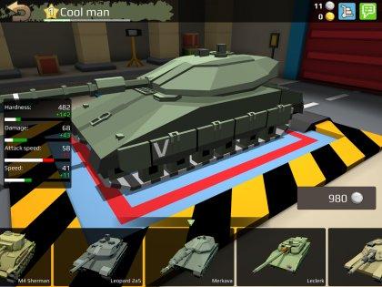Tanks.io 1.3.13. Скриншот 1