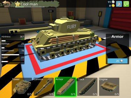 Tanks.io 1.3.13. Скриншот 11