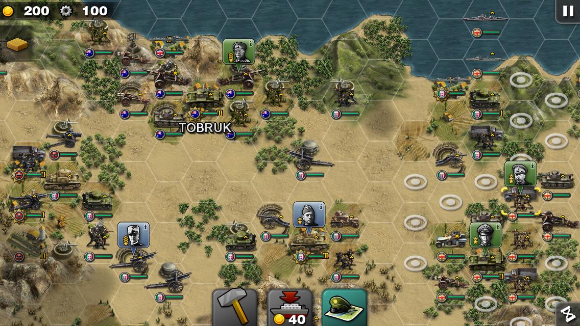 Little Generals Android » Скачать игры через торрент
