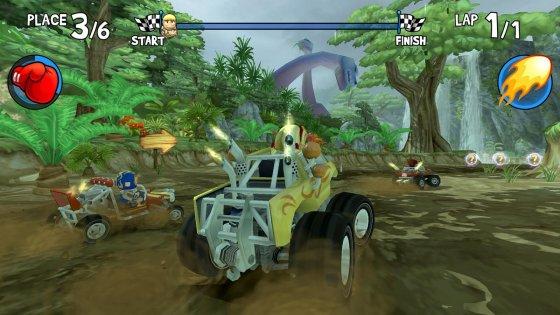 скачать игру Bb Racing на андроид - фото 7