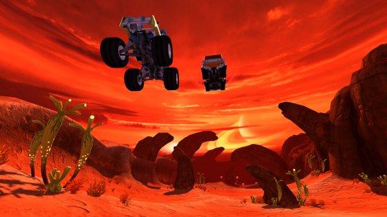 скачать игру Bb Racing на андроид - фото 6