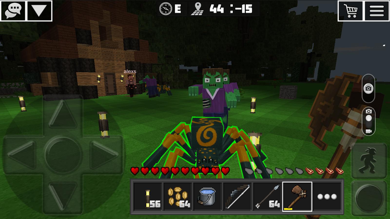Скачать Planet of Cubes 4.2.0.1 для Android Виртуальный Человек