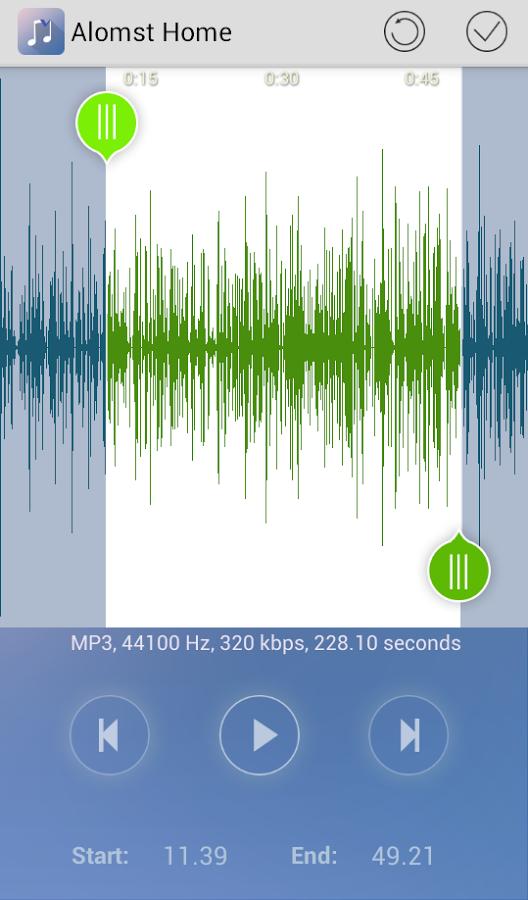 Скачать приложения чтобы обрезать музыку неро 7 программа скачать торрент