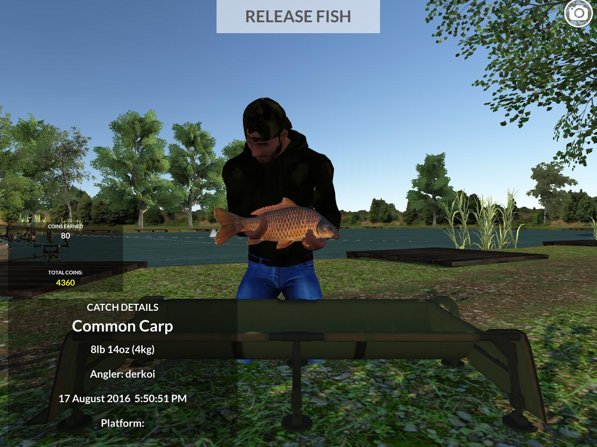 скачать симулятор рыбалки на андроид