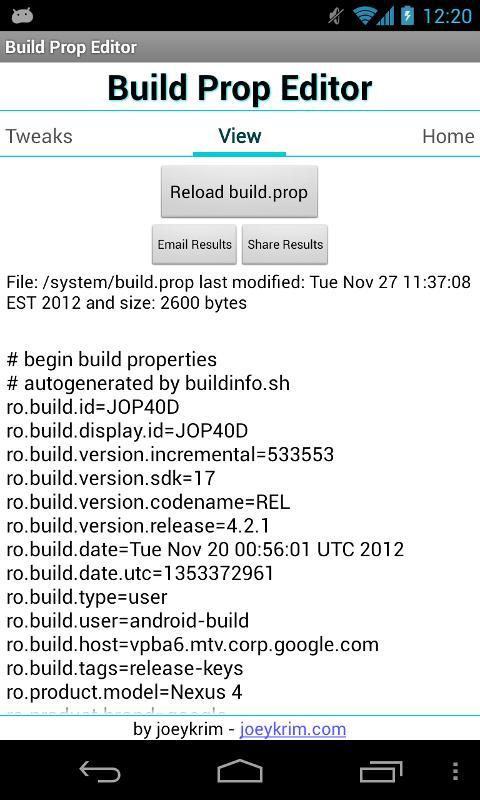 build prop editor paid apk