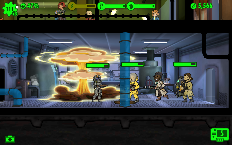 Скачать кэш на fallout shelter на андроид