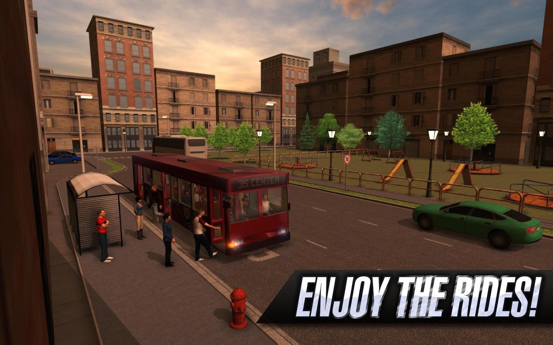 Скачать игры симулятор автобус