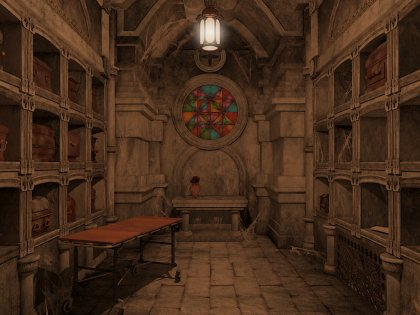 Nancy Drew: Ghost of Thornton 1.3. Скриншот 5