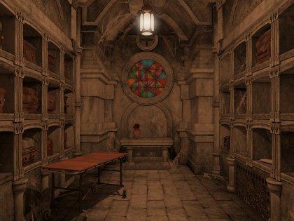 Nancy Drew: Ghost of Thornton 1.3. Скриншот 10