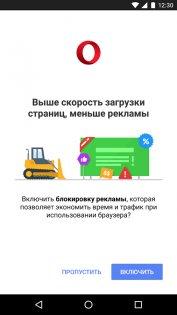 Opera Mini 23.0.2254.114923. Скриншот 2