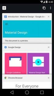 Chrome Beta 70.0.3538.17. Скриншот 1
