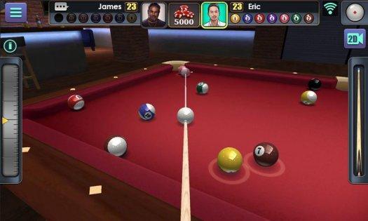 3D Pool Ball 1.4.6.1. Скриншот 4