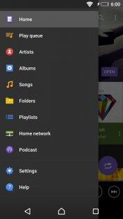 SONY Музыка 9.3.11.A.0.3. Скриншот 2