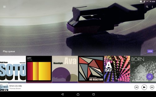 SONY Музыка 9.3.13.A.1.0. Скриншот 9