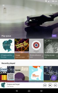SONY Музыка 9.3.13.A.1.0. Скриншот 11