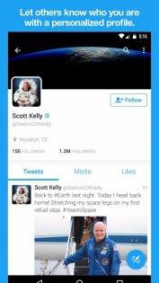 Твиттер 7.49.0. Скриншот 4