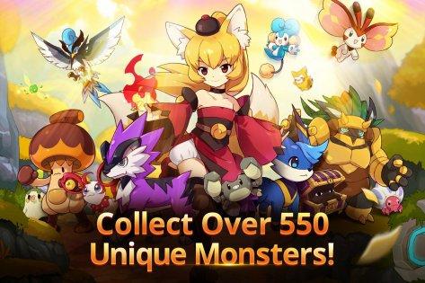 Monster Super League 1.0.17121205. Скриншот 1