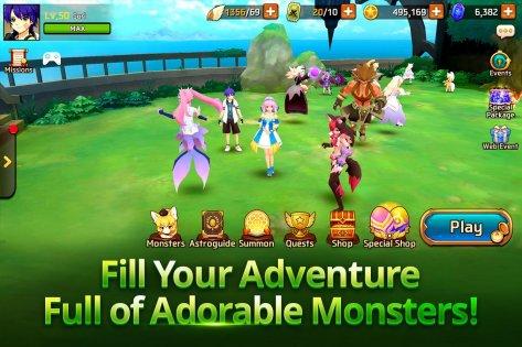 Monster Super League 1.0.17121205. Скриншот 4
