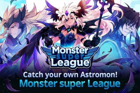 Monster Super League 1.0.18041201. Скриншот 9