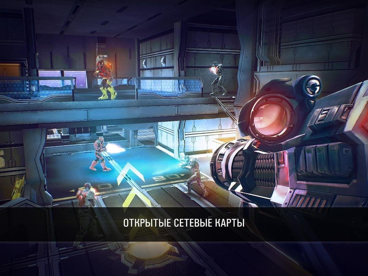 Скачать игру N.O.V.A. 2 для Андроид